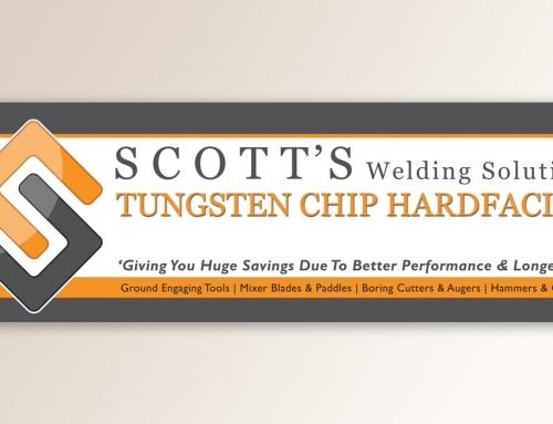 Scott's Welding Banner