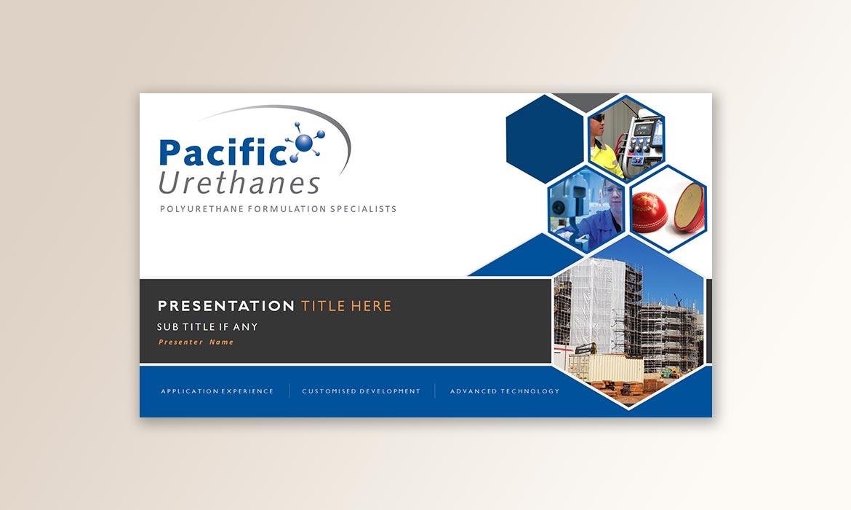 Tessella Design Solutions - Pacific Urethanes PowerPoint Presentation Slides