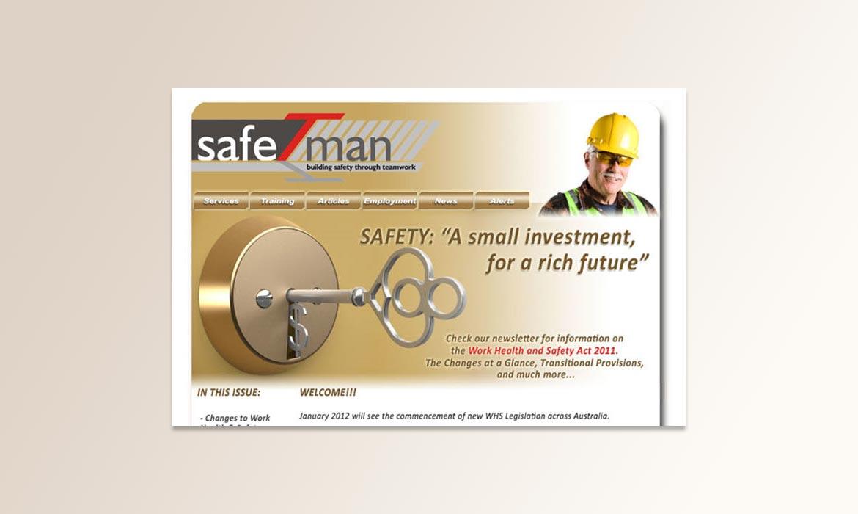 eNewsletter - SafeTman - 2011