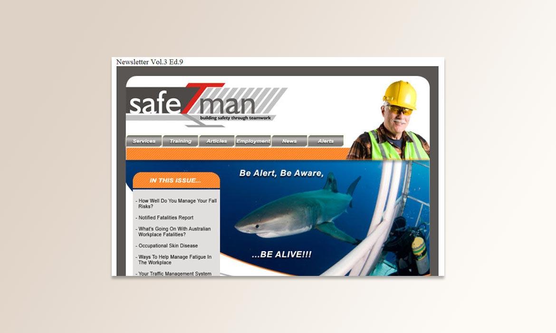eNewsletter - SafeTman - 2012