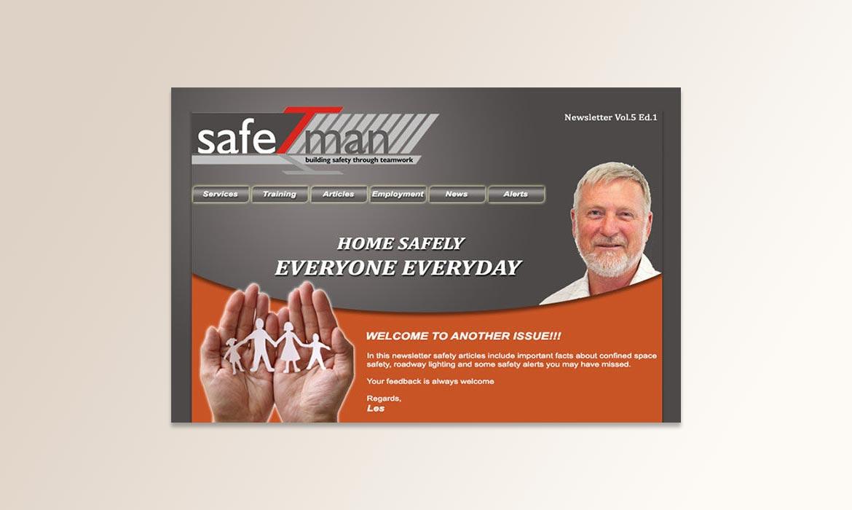 eNewsletter - SafeTman - 2014