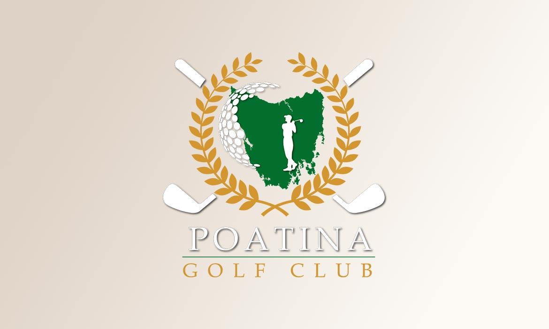 Tessella Logo Design - Poatina Golf Club
