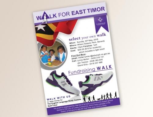 East Timor Poster