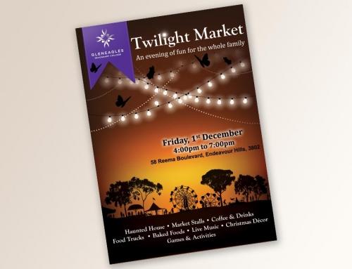 Twilight Market Poster