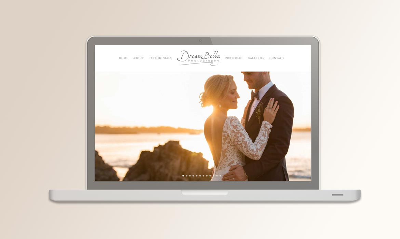 Tessella Website Development - Dreambella Photography