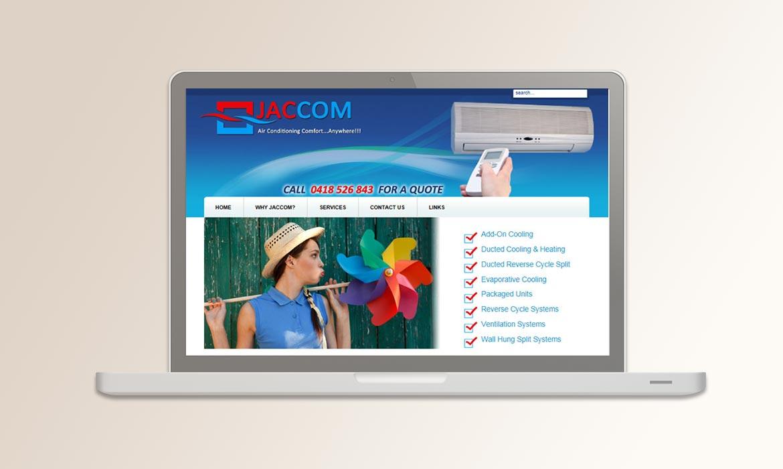 Tessella Website Development - Jaccom