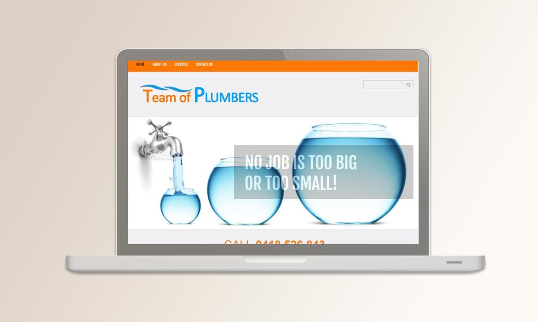 Tessella Website Development - Team Of Plumbers